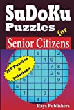 Sudoku Puzzles for Senior Citizens (Volume 1)