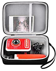 Kids Camera Case Compatible with VTech KidiZoom Creator Cam Kid Video Camera. Travel Carrying Storage Holder Fits for Tabletop Tripod Selfie Stick and Camera Accessories (Only Box)