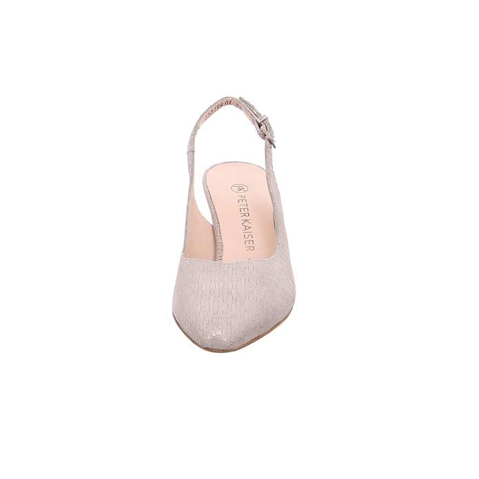 cd066b96d Peter Kaiser Medana Dressy Mid Heel Slingback in TOPAS Block  Amazon.co.uk   Shoes   Bags