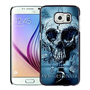 Beautiful Custom Designed Cover Case For Samsung Galaxy S6 With Final Destination 5 Phone Case