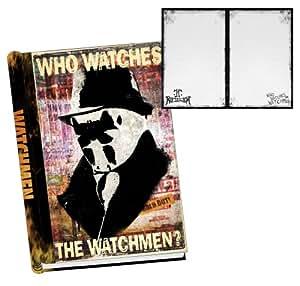 Diario Watchmen Rorschach Oficial