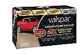 Valspar 81021) Tan Garage Floor Coating Kit - 120 oz.