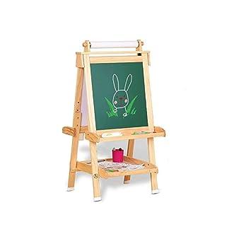Caballete infantil - Y tablero de escritura Caballete elevable de ...