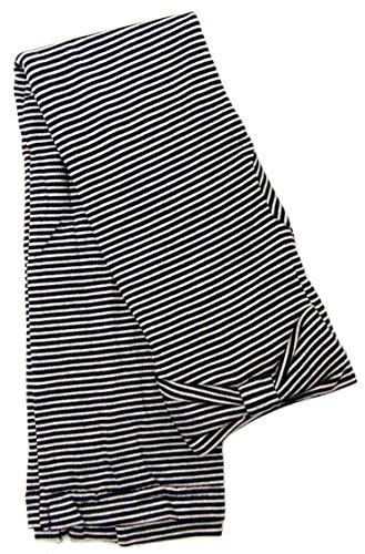 UV手袋 レディース ロング (ボーダー柄甲リボンNV(32))