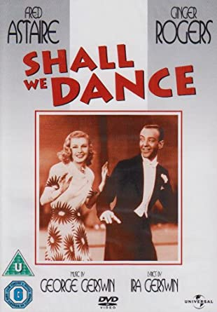 Shall We Dance Dvd 1937 Amazon Co Uk Fred Astaire