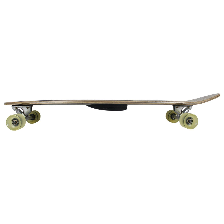 Globe Pinner GSB Speaker Board Maple Complete Longboard Skateboard - 9'' x 41.25''