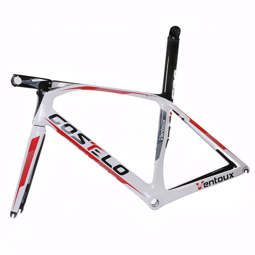 Costelo speedcraft Road Fahrrad Carbon Gestell torayca T1000 UD ...