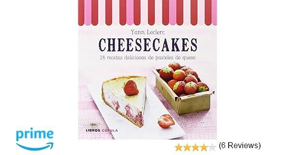 Kit Cheesecakes (Kits Cúpula): Amazon.es: Yann LeClerc, Cristina González Díez: Libros