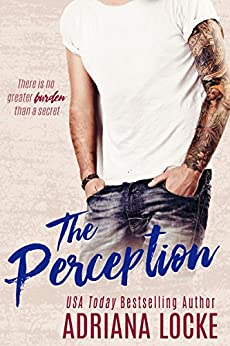 The Perception (The Exception Series Book 3) by [Locke, Adriana]