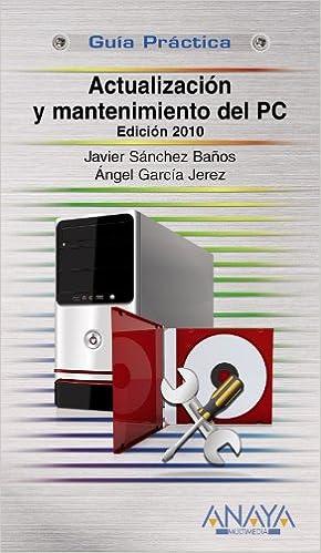Libro mantenimiento computadora