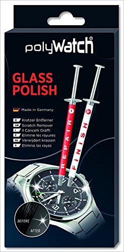 Polywatch Glass Polish All Kinds Of Glass Scratch Remover/Sapphire Scratch Remover / Repair Cell Phone - Scratch Remover Glasses For