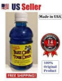 Cheap NEW Buzz Clean Total Detox Powerful- Cleans Flush Total Body Toxins in 1 HOUR – 8 oz (Blue)