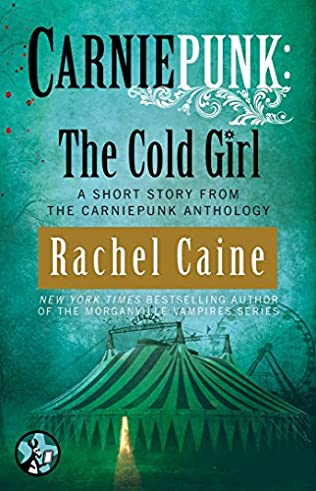 book cover of The Cold Girl