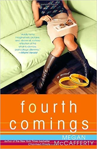 Book Fourth Comings: A Jessica Darling Novel (Jessica Darling Novels (Paperback)) by Megan McCafferty (2008-09-09)
