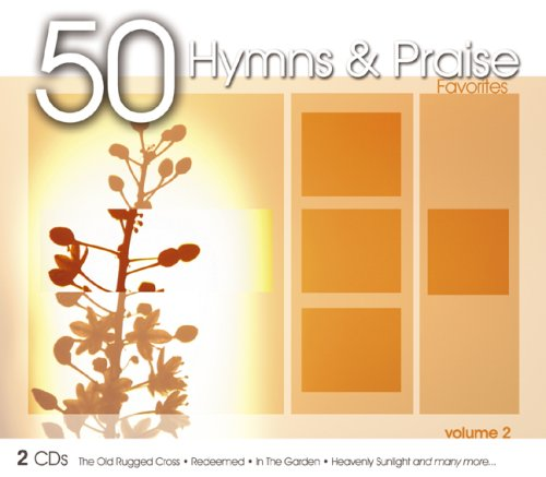 50 Hymns and Praise Favorites, Vol. 2