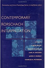 Contemporary Rorschach Interpretation (Lea Series in Personality and Clinical Psychology) Hardcover