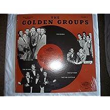 "THE GOLDEN GROUPS VOLUME 17 SEALED LP (12""/33 rpm)"