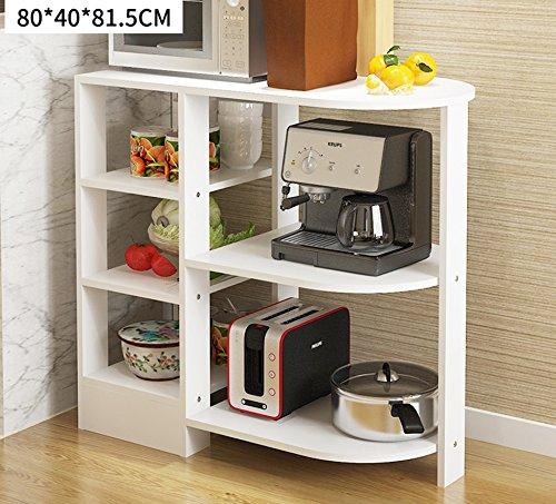 Kitchen Conveniente Estante de la Cocina Horno de microondas ...
