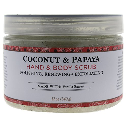 Papaya Body Scrub