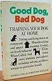 Good Dog, Bad Dog, Matthew Margolis and Mordecai Siegal, 0030014212