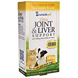 NutraLife Pet, Ultra Joint & Liver Support, 100 mg, 30 Enteric Coated Tablets