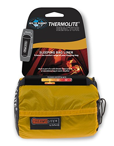 Sea to Summit Reactor Thermolite Sleeping Bag Liner by Sea to Summit