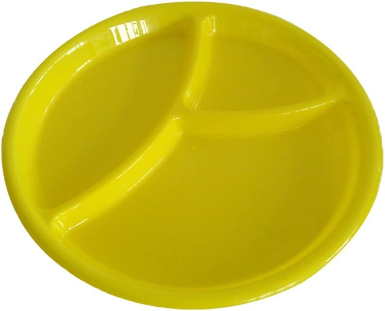 niceeshop(TM) Utensilios Microondas Plástico Duro Placas Dividido ...