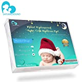 Safe and Sound Crib Mattress Protector Waterproof