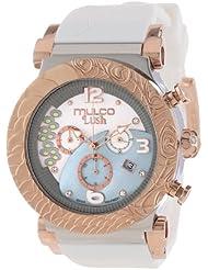 MULCO Unisex MW5-2388-013 Chronograph Analog Watch