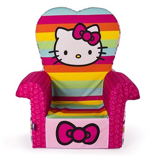 Foam High Back Chair, Hello Kitty