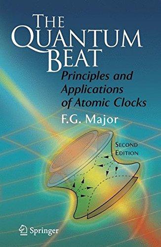 The Quantum Beat: Principles and Applications of Atomic Clocks