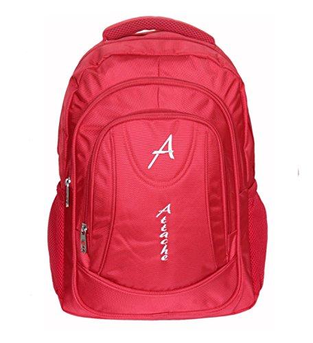 Attache Premium Quality School Bag/Laptop Bag  Red