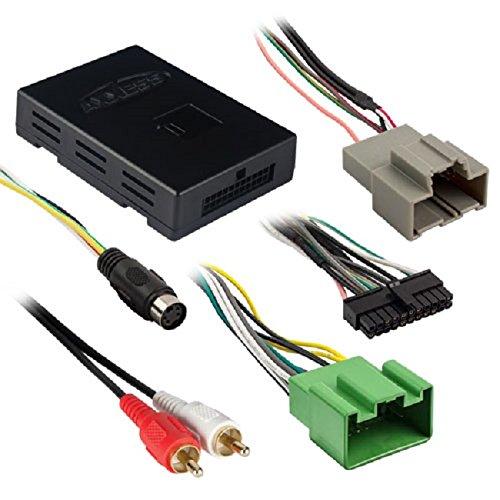 Axxess GMOS-LAN-09 Non-Amplified OnStar Interface For 2014 Chevrolet Silverado 1500/GMC Sierra (Axxess Lan Onstar Interface)