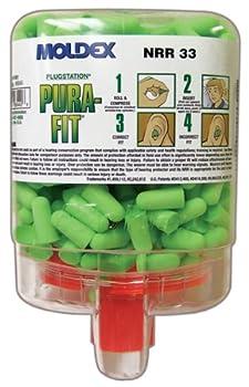 Moldex 6844 PURA-FIT PLUGSTATION DISPENSER PACK(1500 PER CS)