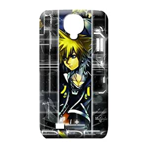 samsung galaxy s4 mobile phone carrying cases Plastic Series Skin Cases Covers For phone kingdom hearts