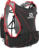 Salomon S-lab Advanced Skin Hydro 5 Set, Black, Medium/Large For Sale