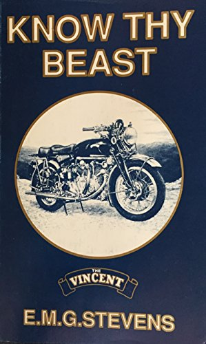 Know Thy Beast: Vincent Motor Cycles