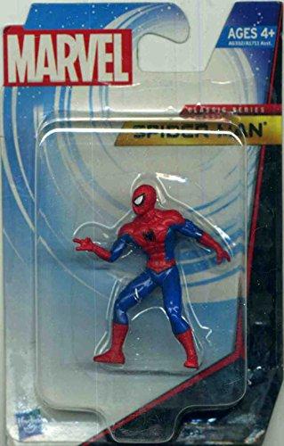 Spider Man Figurine (Marvel Classic Spider-Man Figurine)