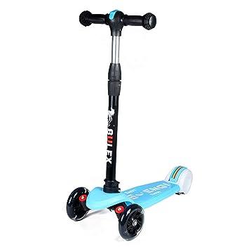 HTOOLA Scooter para niños de 3 a 6 años de Edad Deslizador ...