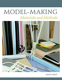 Model making materials and methods ebook for Waste material model making