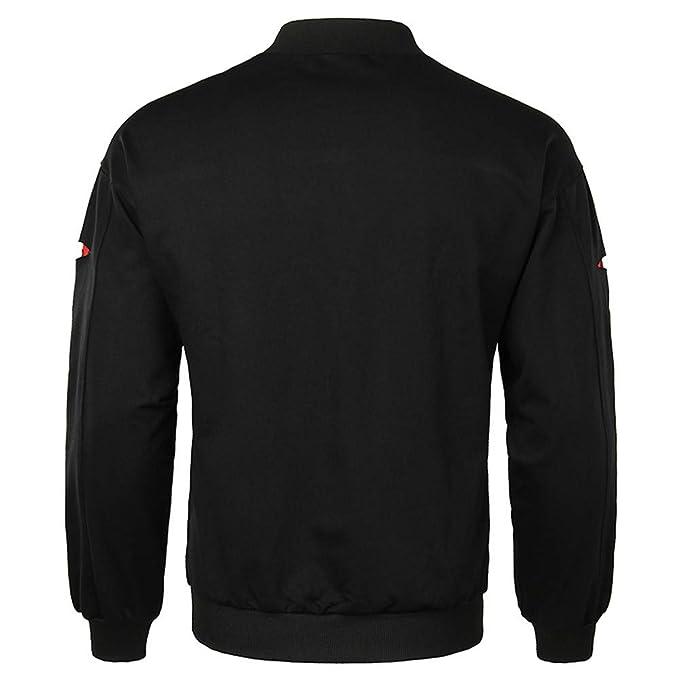 ♚ Sudadera para Hombre Camuflaje, Hombre Otoño Invierno Casual Manga Larga Camuflaje O-Cuello Sweatershirt Blusa Jersey suéter Absolute: Amazon.es: Ropa y ...