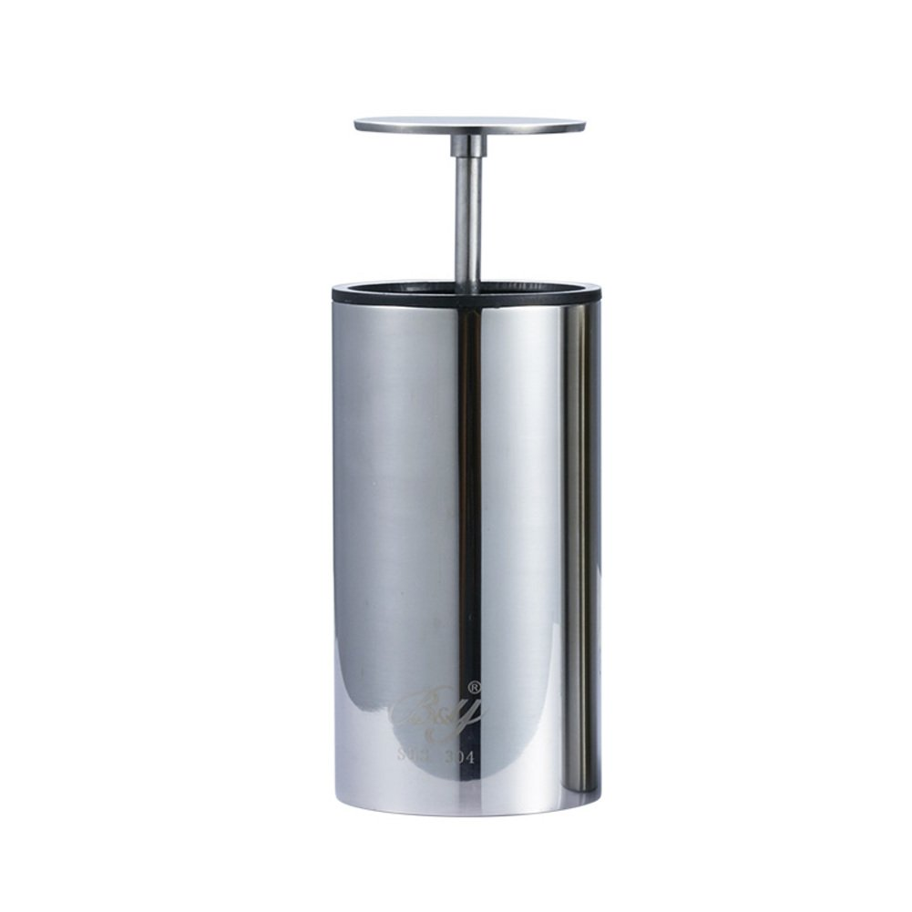 Wang's stainless steel toothpick automatic toothpick box Will work together to fashion a toothpick Home Hotel-A