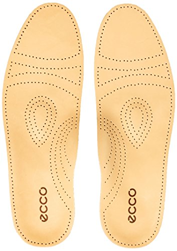 ECCO Men's Premium Leather Footbed Oxford, Lion, 47 EU/13-13.5 M US