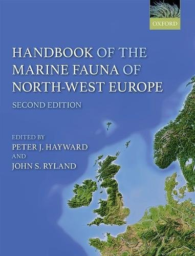 BOOK Handbook of the Marine Fauna of North-West Europe RAR