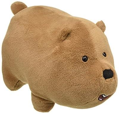 Gund We Bare Bears Grizz Stuffed Animal Plush
