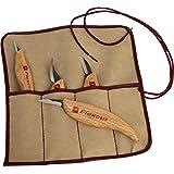 Flexcut FLEXKN100 Cuchillo a Lama Fissa,Unisex - Adultos, tamaño