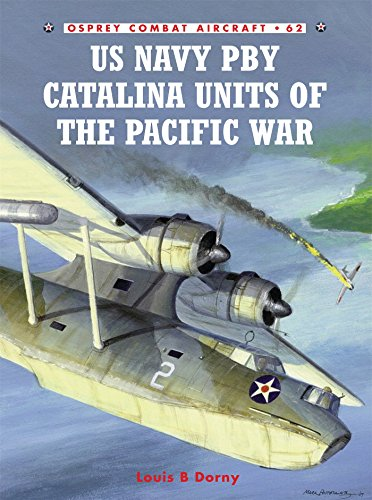 US Navy PBY Catalina Units of the Pacific War (Combat Aircraft) por Louis B Dorny