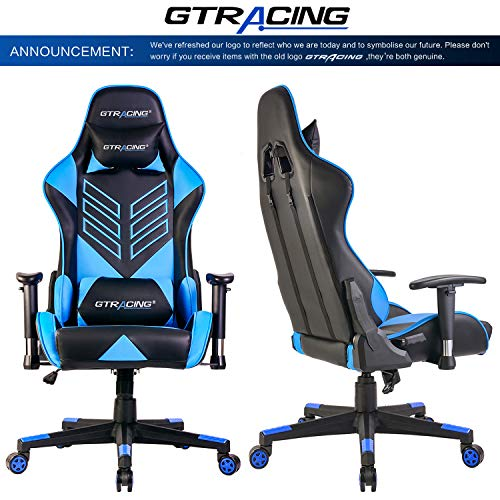 Gtracing Executive High Back Gaming Chair Computer Office