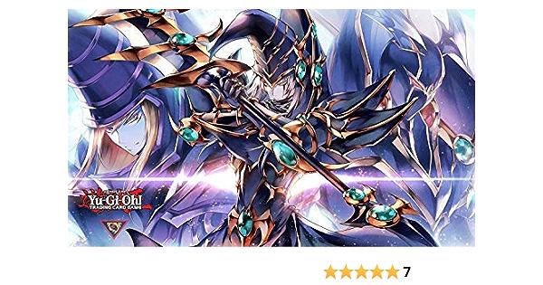 Anime Play Mat Yu-Gi-Oh Dark Paladin Neo Blue-Eyes Ultimate Dragon CCG TCG Mat