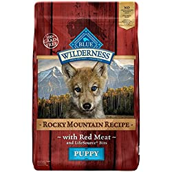 Wilderness Rocky Mountain Recipes Puppy Red Meat 22 lb